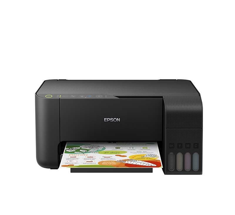 Imprimante 3 en 1 EPSON EcoTank ET 2710 - Ultra economique (photo)