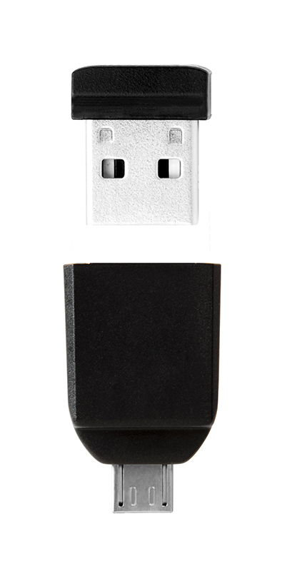 Cle USB VERBATIM 16GB StoreNStay Nano (photo)