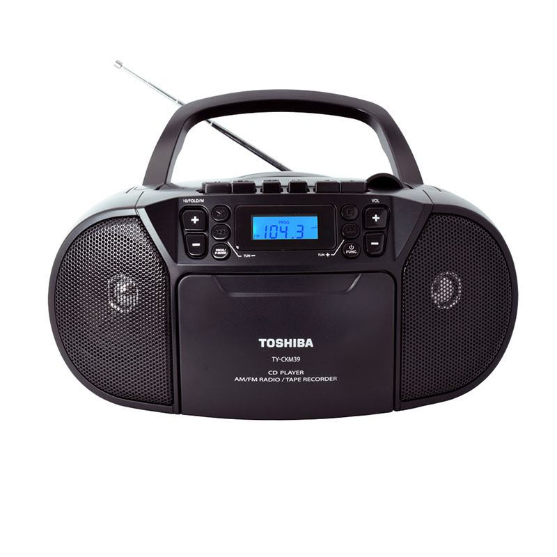 Radio CD TOSHIBA TY-CKU39 CD USB (photo)