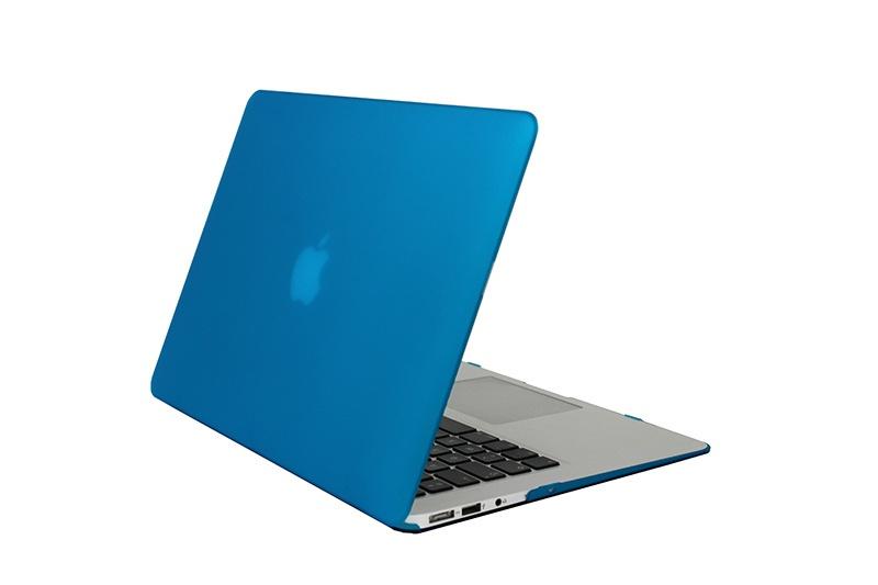 APPLE Macbook Air 13,3 bleu reconditionne grade ECO  I5 / 4 GO / 128GO SDD (photo)