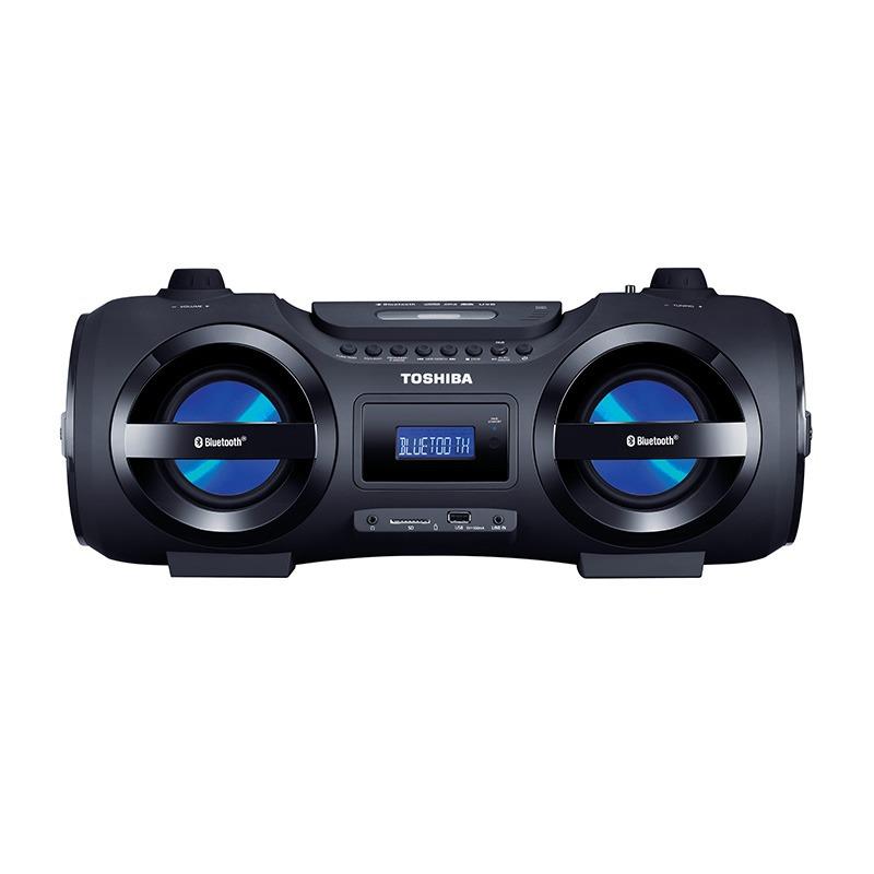 Radio CD TOSHIBA BoomBox CWU500 Bluetooth (photo)