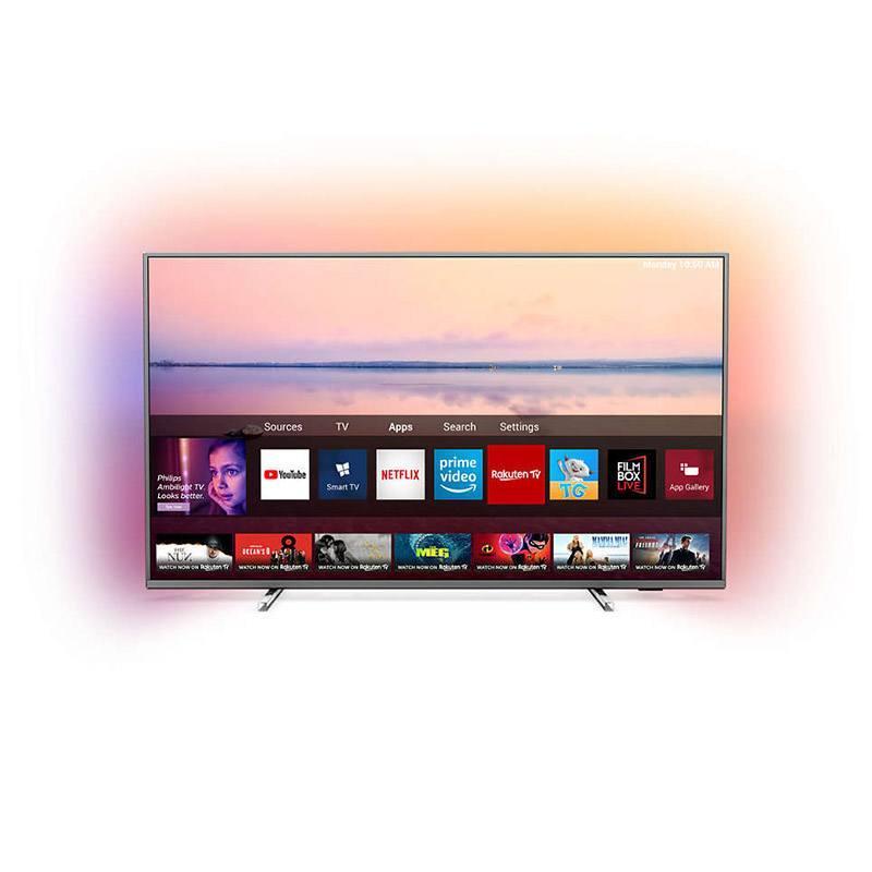 TV UHD 4K PHILIPS 50PUS6754 SMART WIFI AMBILIGHT 3 (photo)