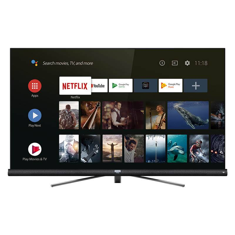 TV 4K TCL 55DC762 Smart ANDROID (photo)
