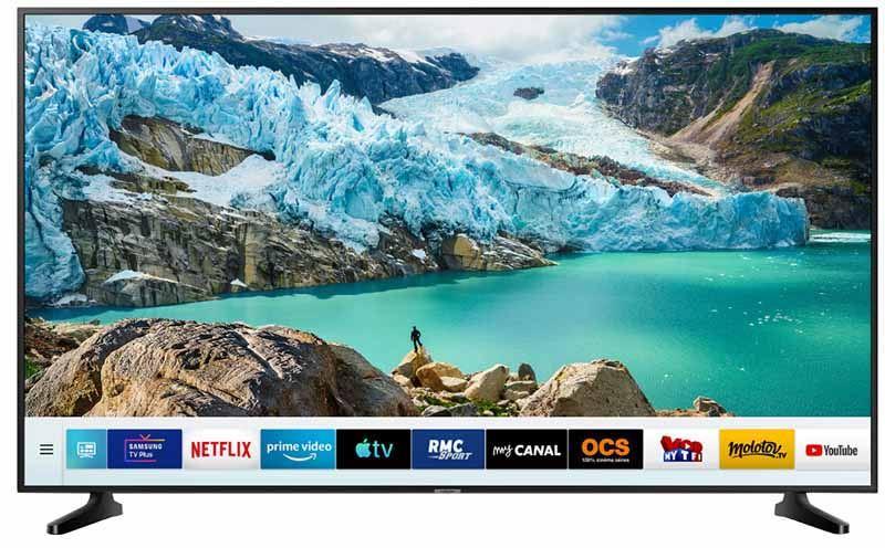 TV 4K SAMSUNG 70RU7025 SMART WIFI (photo)