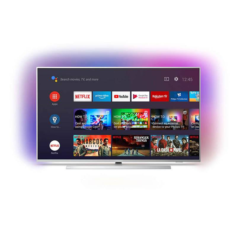 TV 4K PHILIPS 55PUS7304 SMART ANDROID (photo)