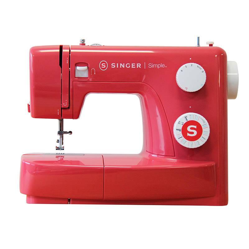 Machine à coudre SINGER MC ARTESANE 3223 B (photo)
