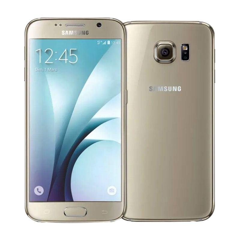 SMARTPHONE SAMSUNG s6 32 Go or reconditionne Grade A+ (photo)