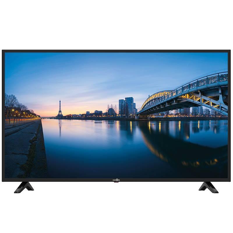 TV HIGH ONE 4K UHD HI4302UHD-MM (photo)