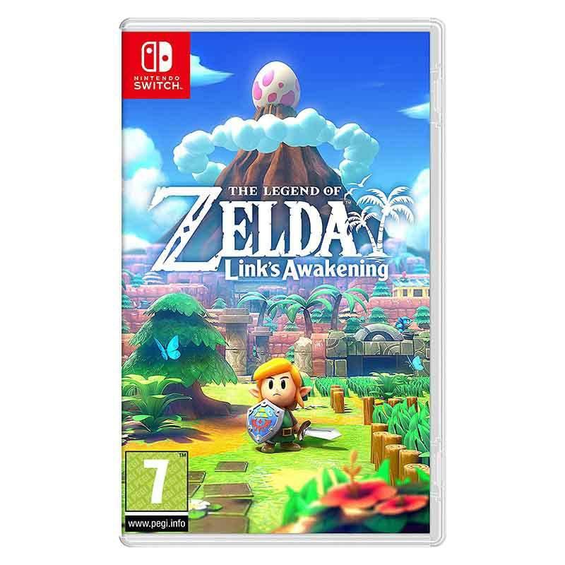 Jeu video NINTENDO Zelda links awakening (photo)