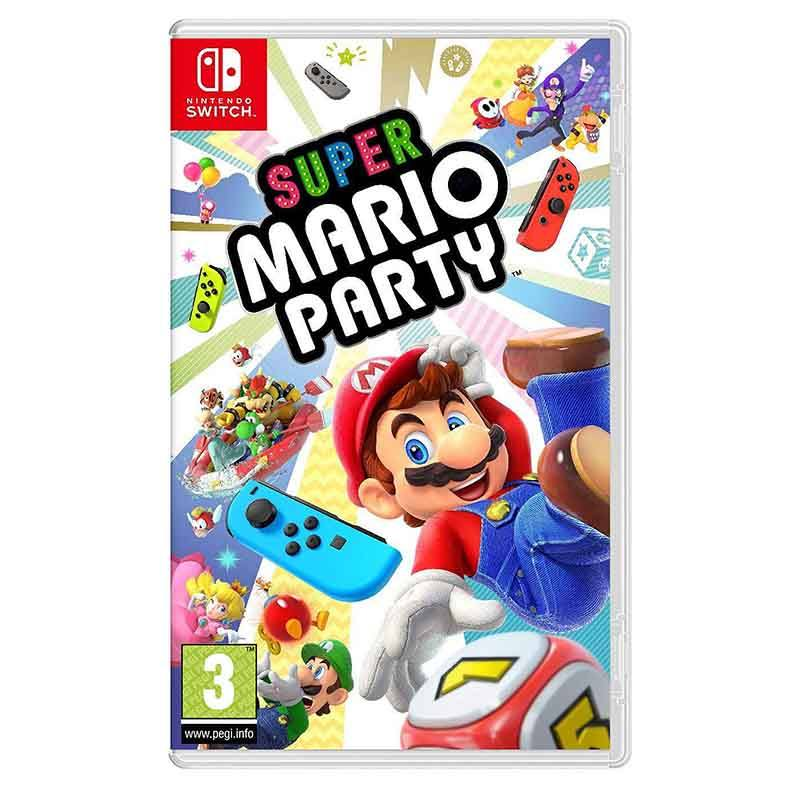 Jeu video NINTENDO Super mario party switch (photo)