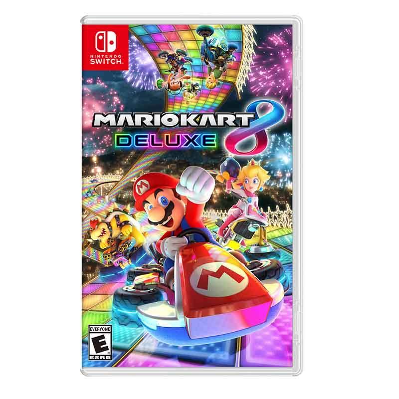 Jeu Vidéo Nintendo Mario Kart 8 Switch (photo)