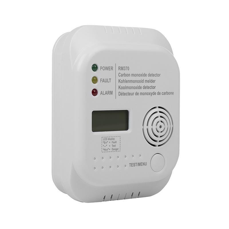 DÉtecteur De Monoxyde De Carbone Smartwares Rm370
