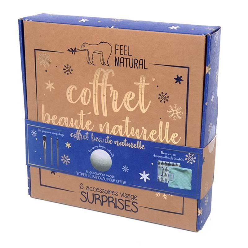 COFFRET cadeau ACCESSoires BEAUTE NATURELLE (photo)