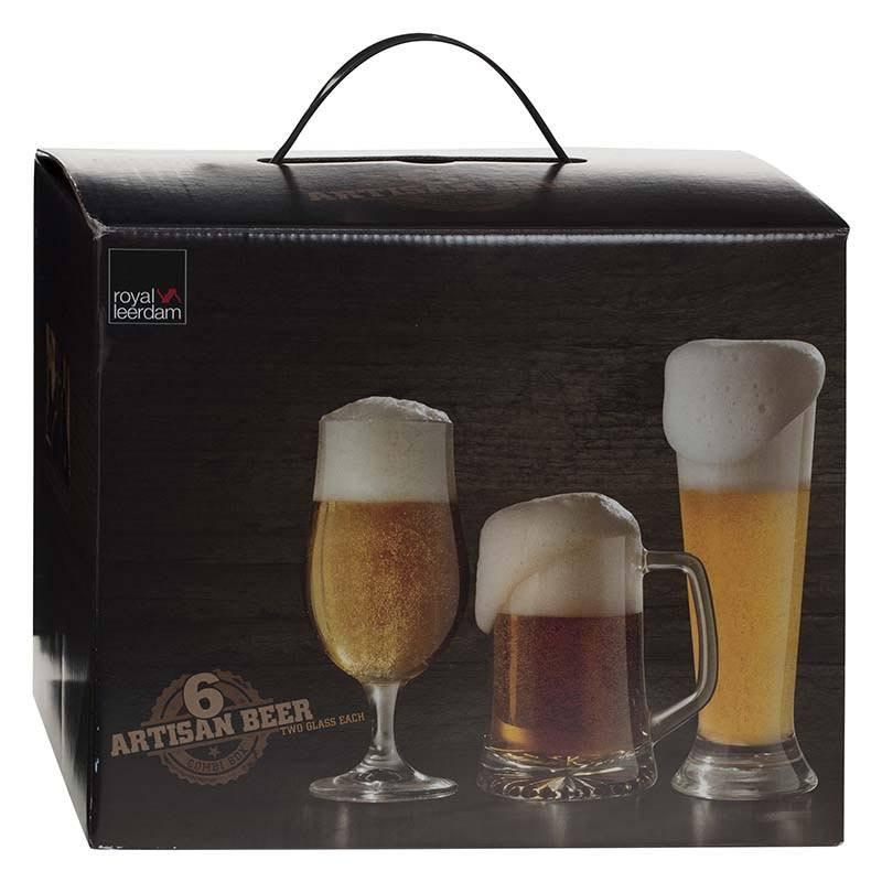 Verre à bière x6 (photo)