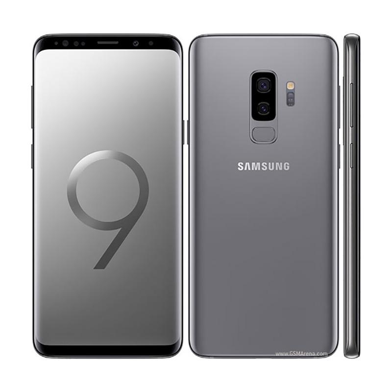 1ER CHOIX - Smartphone SAMSUNG GALAXY S9+ 64Go noir (photo)