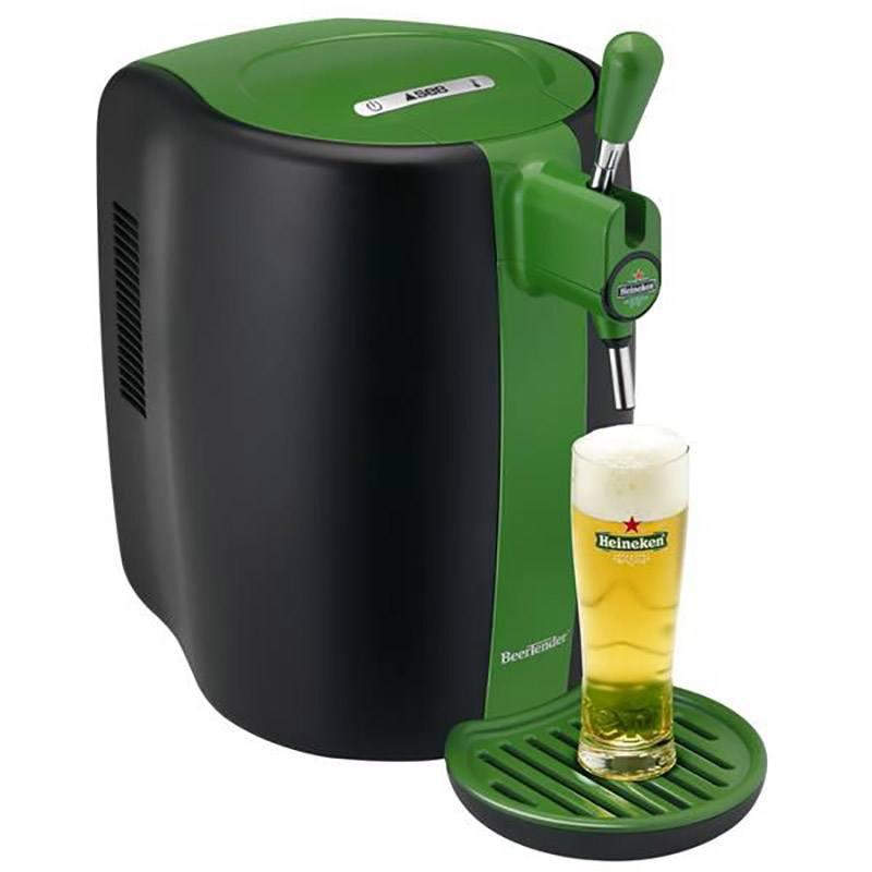 Tireuse à bière SEB YY4148FD Beertender + 4 verres (photo)