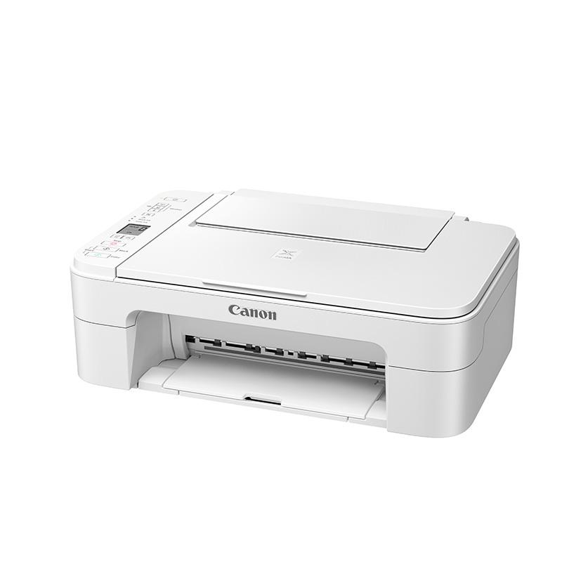 Imprimante wifi CANON PIXMA TS3351 Blanche (photo)