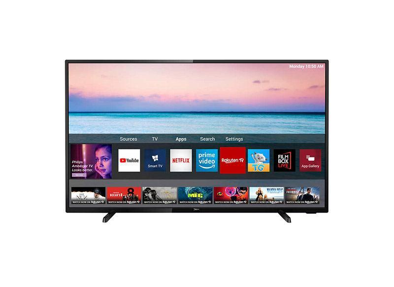 TV UHD 4K PHILIPS 50PUS6504 (photo)