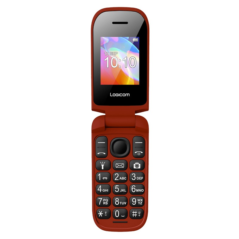 Mobile à Clapet Logicom Le Fleep 178 Rouge