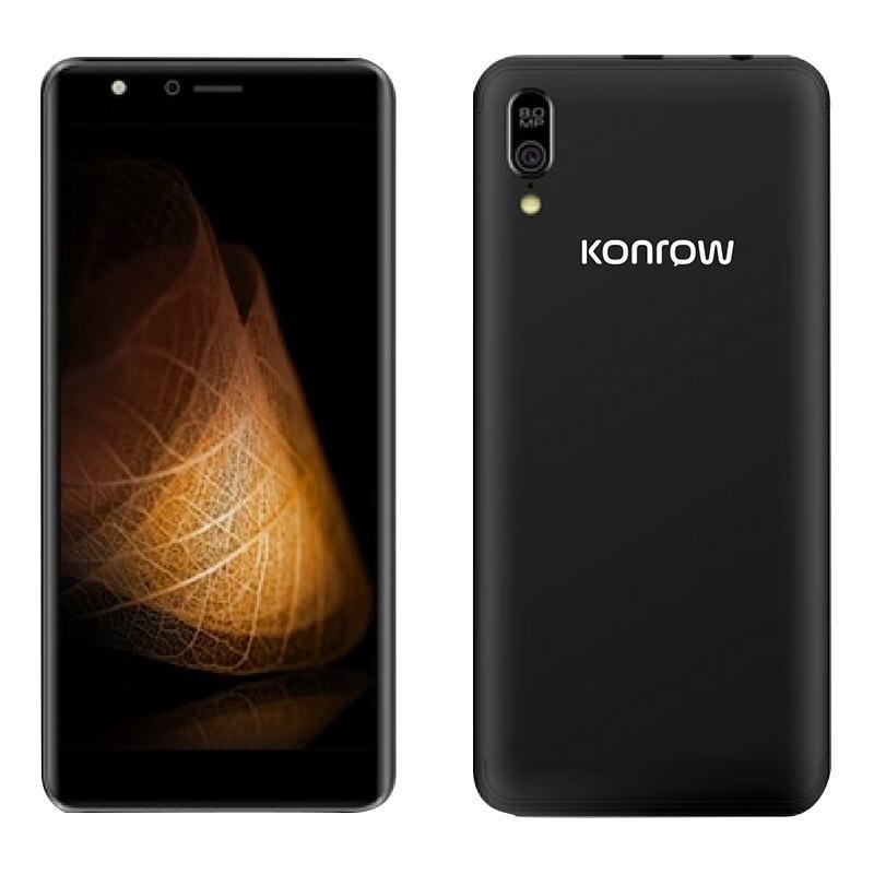 Smartphone Konrow Sky 5,45 4g Noir