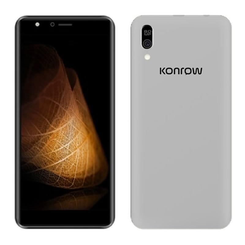 Smartphone Konrow Sky 5,45 4g Argent