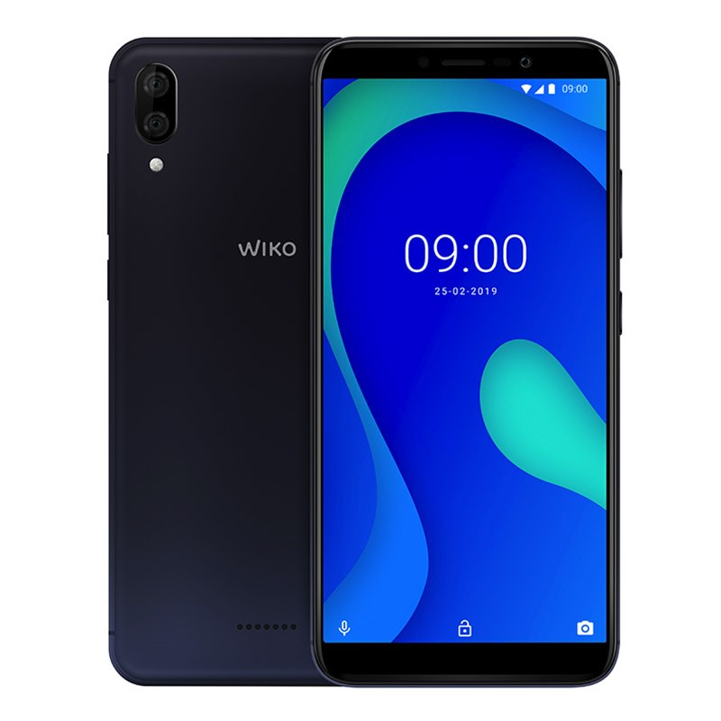 SMARTPHONE WIKO Y80 32 GO NOIR (photo)