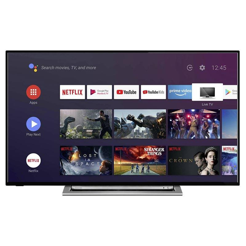 TV 4K ANDROID TOSHIBA 55UA3A63DG (photo)