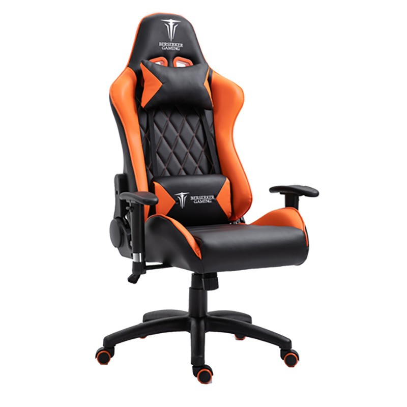 fauteuil gaming  BSK FORSETI BLACK/ORANGE (photo)