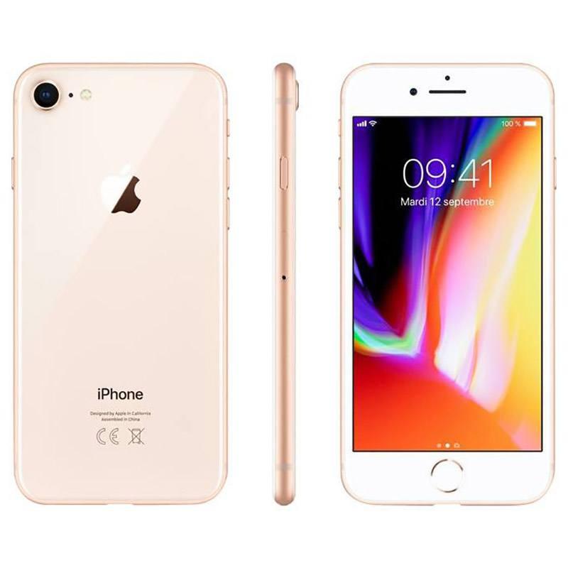 APPLE IPHONE 8 64 GO GOLD RECONDITIONNÉ GRADE A+ (photo)