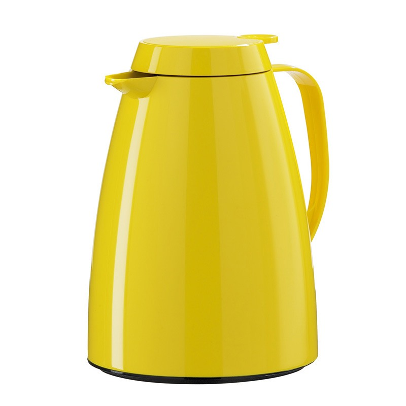 Carafe isotherme EMSA 1L jaune (photo)