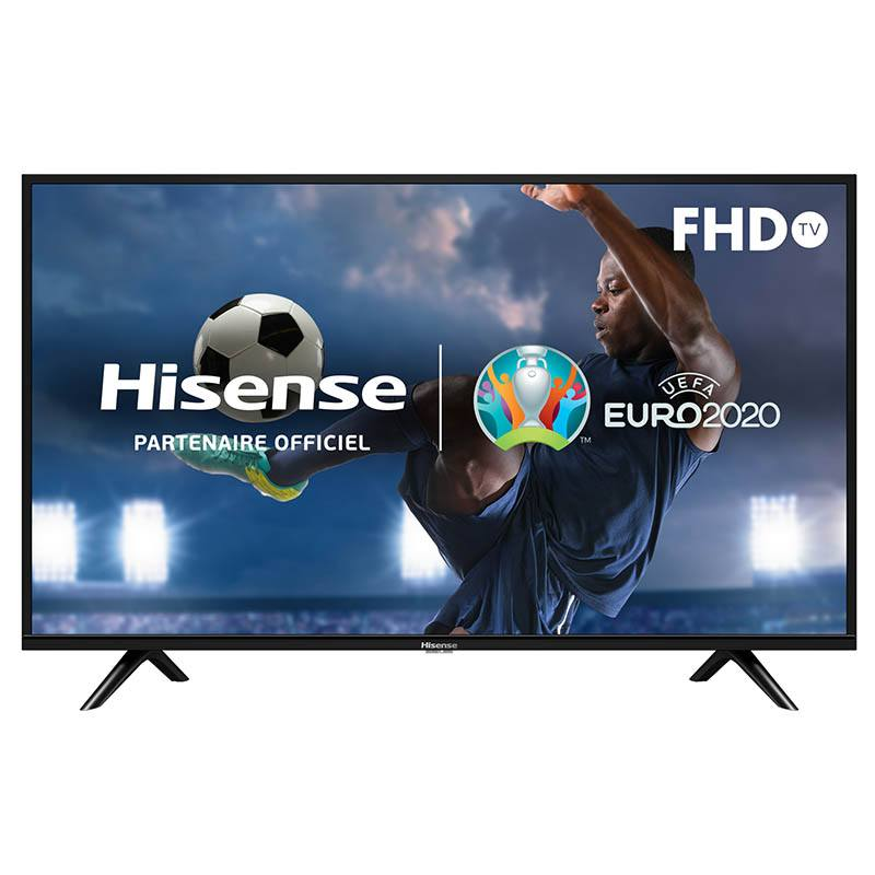 TV LED HISENSE 40BE5000 FHD (photo)