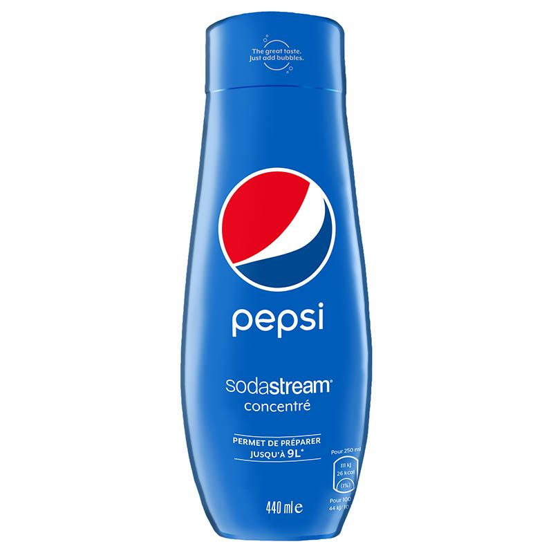 Concentré Sodastream Pepsi 440ml (photo)