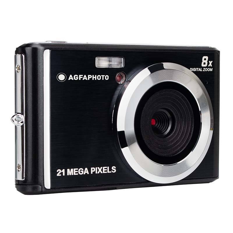 Appareil Photo AGFAPHOTO DC5200 Black (photo)