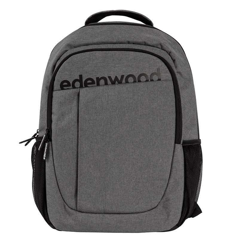 Sac à dos pour Ordinateur Portable EDENWOOD 15 GREY (photo)