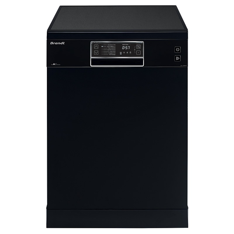 Lave-vaisselle 60 cm BRANDT DFH13524B (photo)