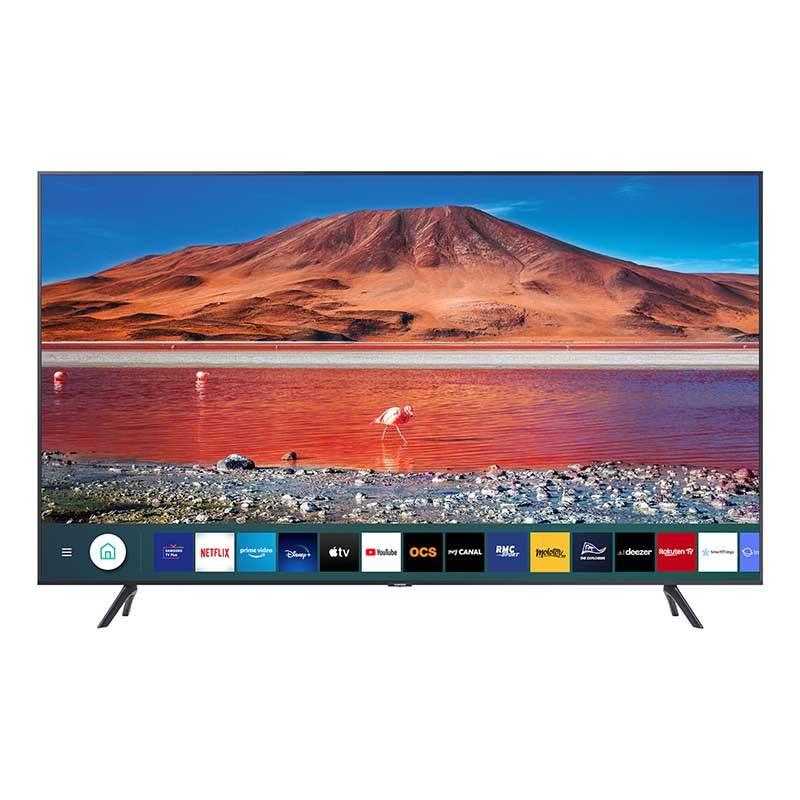 TV 4K SAMSUNG 75TU7005 SMART WIFI (photo)