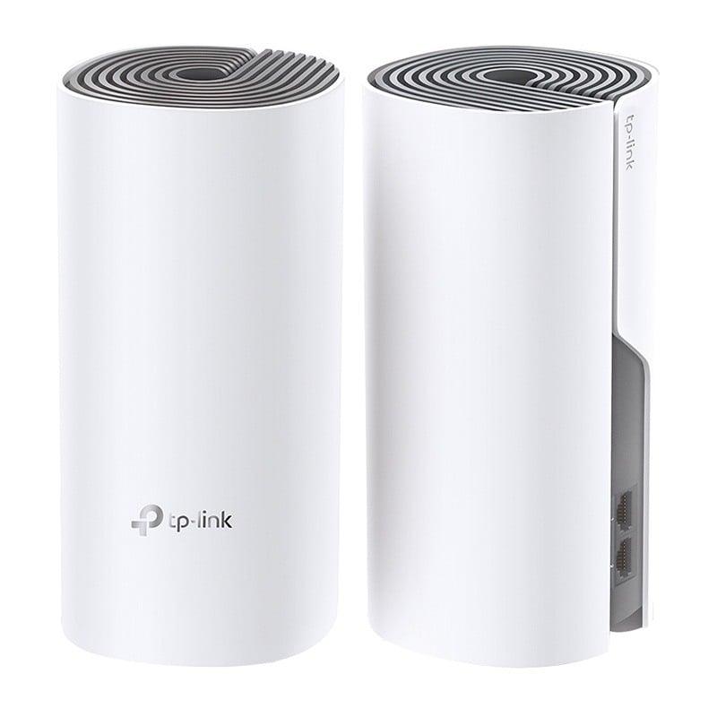 Système Wifi Tp Link Mesh Ac1200 Deco E4 ( Pack De 2)