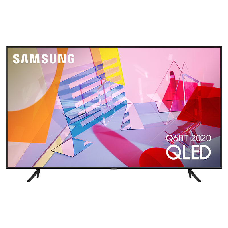 Tv Qled Samsung Qe65q60t Smart (photo)