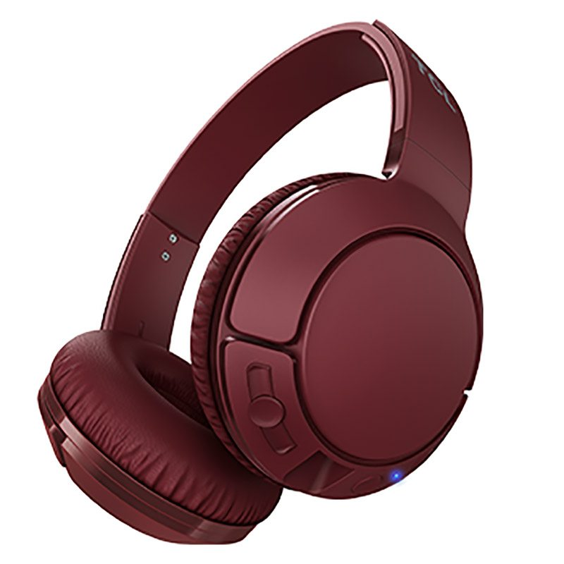 Casque Bluetooth TCL MTRO200BT Rouge (photo)