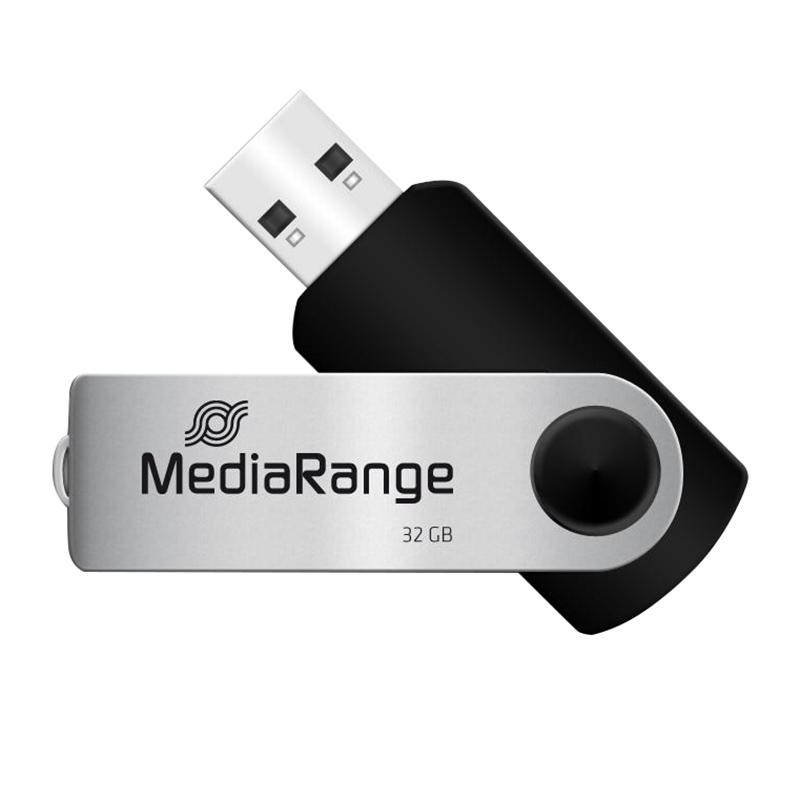 Clé Usb Media-range  M911 32 Go Usb 2.0 (photo)