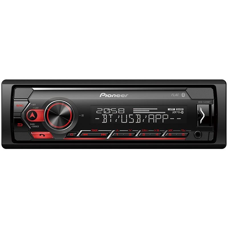Autoradio MP3 Pioneer MVH-S420BT - USB iPod Bluetooth (photo)