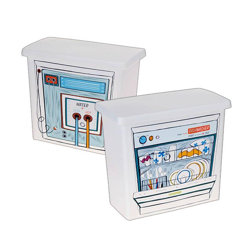 Boîte Plastique Lave Vaisselle