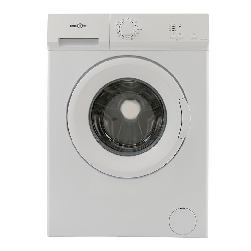 Lave-linge hublot 5 kg HIGH ONE WF 580 D W701T (photo)