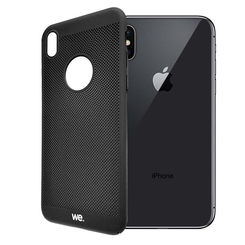 Coque We Iphone X Oxygene Noir (photo)