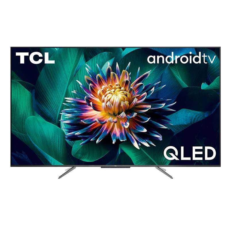 TV QLED TCL UHD 65C715 ANDROID (photo)
