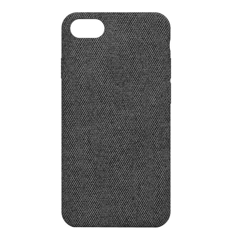 Coque We Iphone 6 Tissu Noir (photo)
