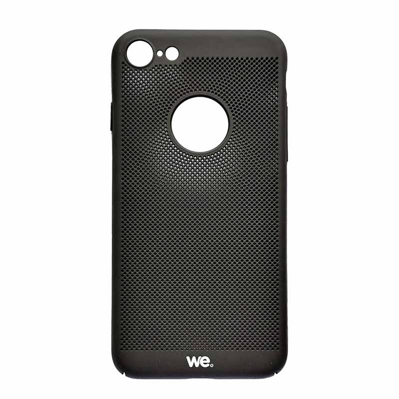 Coque We Iphone 6 Grille Oxygene Noir (photo)