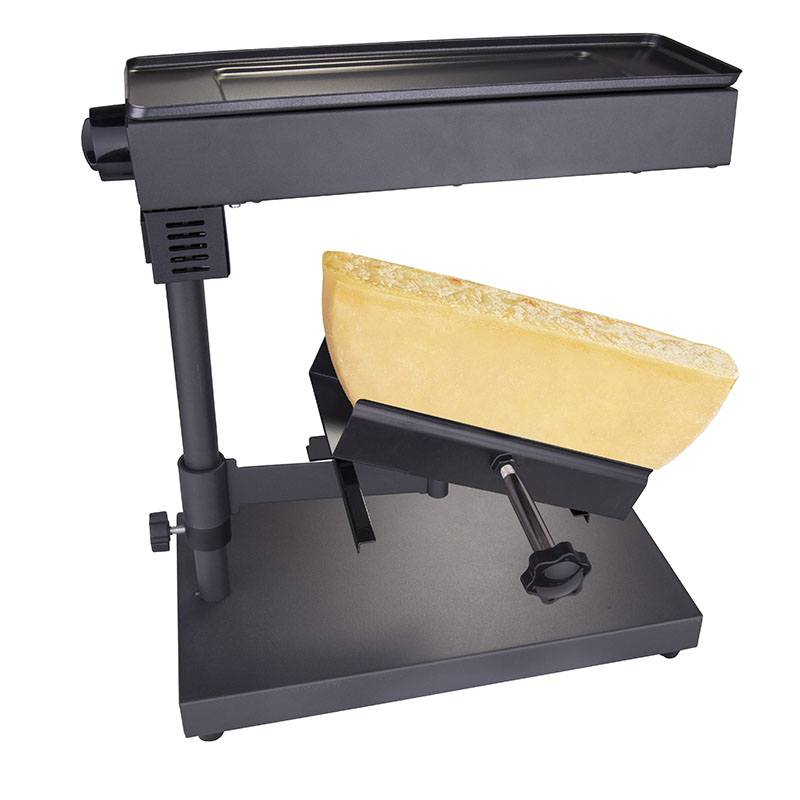 RACLETTE traditionnelle KALORIK 1000W (photo)