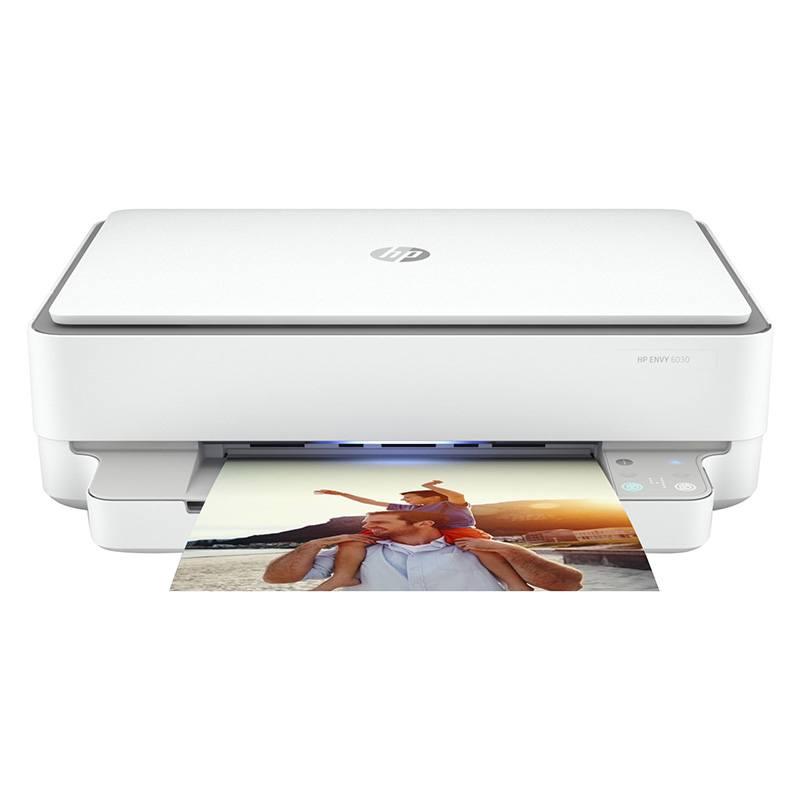 Imprimante Multifonction HP ENVY 6030 - compatible instant ink (photo)