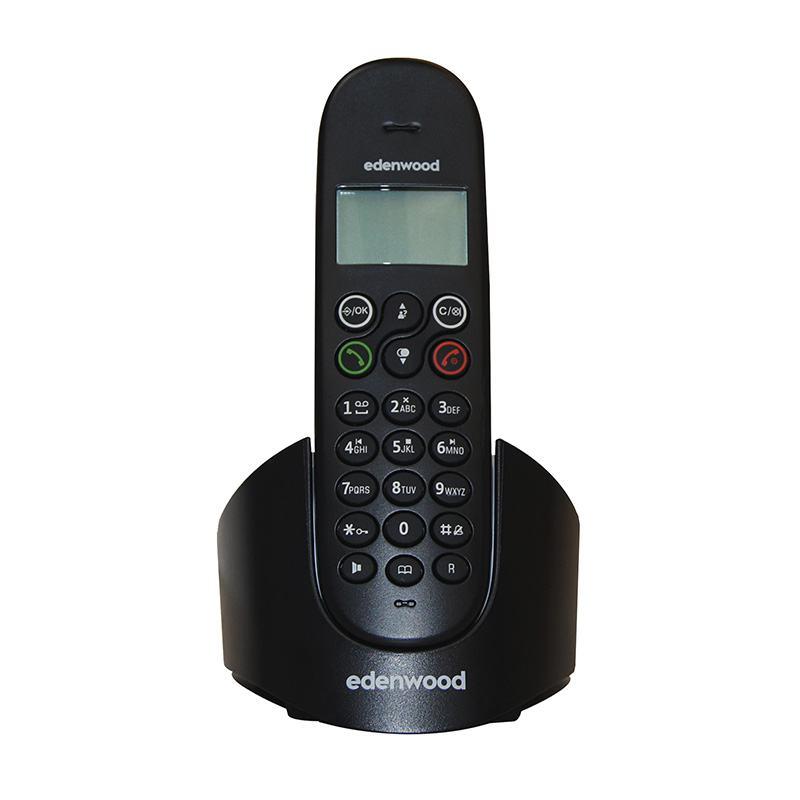 Téléphone Solo Edenwood Ts 1 Noir